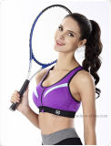 New Design Front Zipper Quake-Proof Sports Bra