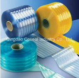 Plastic Flexible PVC Strip Curtain/Plastic Transparent PVC Door Curtain