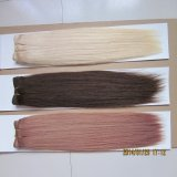 Double Drawn 100% Russian Virgin Remy Hair