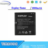 Explay Flame Battery 2000mAh High Quality Mobile Phone Batterie Bateria Batterij Akku