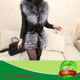 Women Gender and OEM Service Supply Type Real Fur Coat