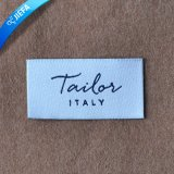 Wholesale Garment Brand Woven Label Without MOQ