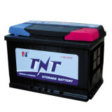 Industry-Leading Dry Battery Mf DIN6612V 66ah