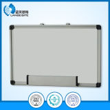 Whiteboard Drywipe Magnetic with Pen Tray and Aluminium Frame