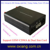 GPS Tracking System Suppot GSM+CDMA & Dual SIM Card (OX-ET-201D)