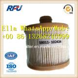 (58011-102434) Hot Sale Diesel Engine Fuel Filter for Benz