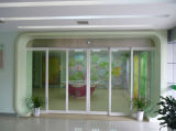 Automatic Operation Overlapping Sliding Door