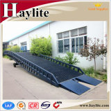 Hydraulic Container Loading; Mobile Container Loading Ramp
