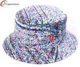 Hand Graphic Spot Floral Bucket Hat