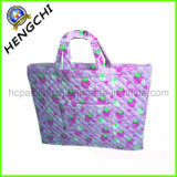Fashion and Simple Lady Cotton Shopping Bag (HC0127)