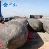 China Manufacturer Inflatable Marine Rubber Salvage Airbags for Ship Refloatation