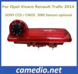 1/3 Sony CCD Brake Light Camera for Opel Vivaro Renault Trafic 2014