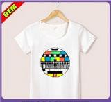Fashion Sexy Cotton Printed T-Shirt for Women (W288)