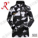 Waterproof Outdoor Ski Jacket with Warm Fabric (QF-653)