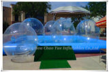 Water Walking Zorb Ball with Inflatable Swimming Pool (CY-M2005)