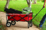 Garden Wagon Cart Folding Trolley Lightweight Gardening Shopping