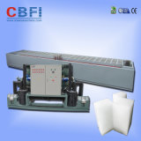 R22 or R404A of Industrial Block Ice Machine