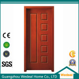 Interior Wooden Solid Wooden Door for Hotel/Villa Project