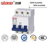 High Quality C65 Vacuum Mini Circuit Breaker 3p