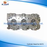 Auto Parts Cylinder Head for Mitsubishi 6g72 6g74 Lh/Rh 6g73/6D16