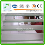 3-25mm Tempered Glass/Toughened Glass/Annealed Glass/Safety Glass/Door Glass with Polised Edges