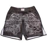 Custom Dye Sublimation MMA Shorts Fight Shorts in Good Quality