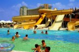 Water Park Combination of Body Slides