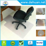 36 X 48 Single Lip Antistatic Vinyl Chair Mat Clear