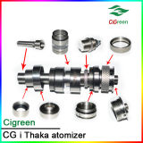 Electronic Cigarette Steam Turbine Rebuildable Atomizer, Ithaka Atomizer