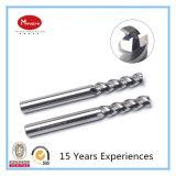 3 Flutes Tungsten Carbide Milling Cutter