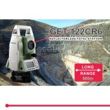 Total Staion: 650m Reflectorless Total Station for Surveying Measure
