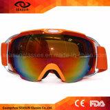 Spherical Anti Fog Lens Men Optical Myopia Insert Ski Snowboarding Goggles