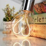 110V 220V 4W LED G95 filament Light Bulb for Dining Room