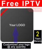 Custom Made Free IPTV Android5.1/6.0 Marshmallow IPTV Stream TV Box S905/S905X Quad Core T95n-1GB/8GB