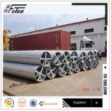 Dodecagon Slip Joint with 14m Steel Galvanized Power Pole