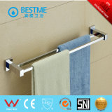 Bathroom Brass New Design Doulble Towel Bars (BG-D5002)