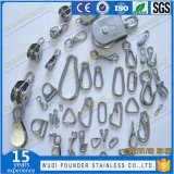 Stainless Steel Mame Casting Sheave Cssb0203 Swivel Block