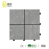 Chinese Supplier 30X30 Office Style Selections Interlock Decking Granite Stone Floor Tiles for Garden Design