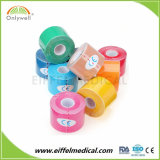Cotton Hot Sale Medical Kinesiology Tape with Ce & ISO Certification