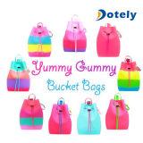 American Jewel Yummy Gummy Scented Bucket Bag Backpacks