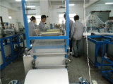 One Line Non Woven Disposable Shower Cap Making Machine
