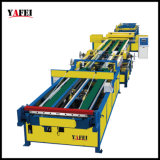 Fully Auto Duct Line for Square Tube Making Production