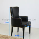Classical Style Hotel Room Upholstery Leather Leisure Armchair (SP-HC552)