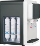 RO Water Purifier Osmosis Filter System Desktop Hot Cold Plastic Body