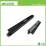 Hot Sale Patch Panel Metal Cable Manager 1u