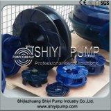 Anti Acid Polyurethane Lined Slurry Pump Parts Impeller