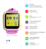 Phone GPS Tracker for Child Tracking Touch Screen