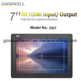 "HDMI Input & Output 4K 7"" TFT LCD Monitor"
