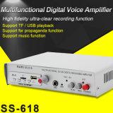 on-Board Decoder Power Amplifier Box-Hh618