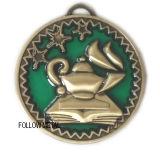 Epoxy Enamel Medal Antique Bronze, Transparent Sports Equipment Decoration
